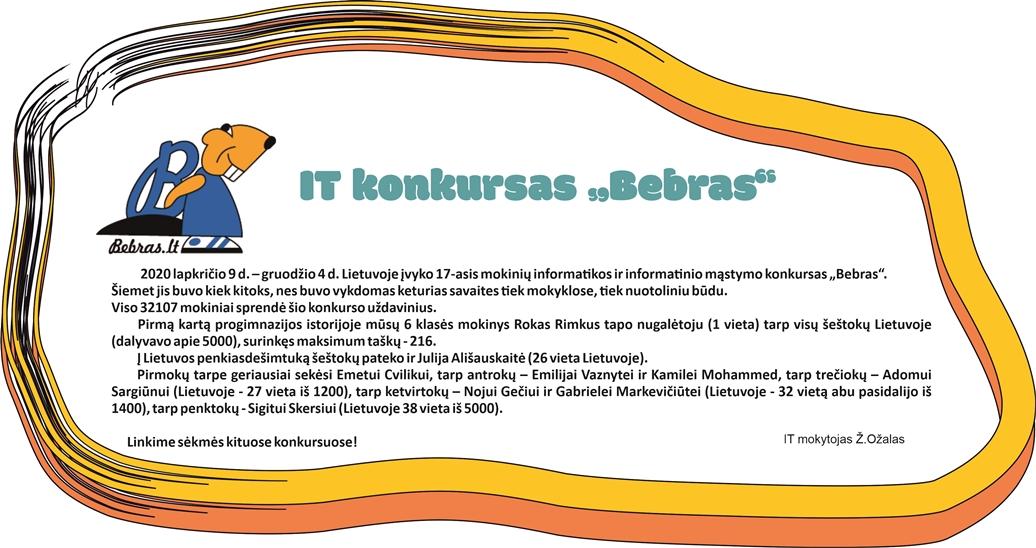 it bebras B